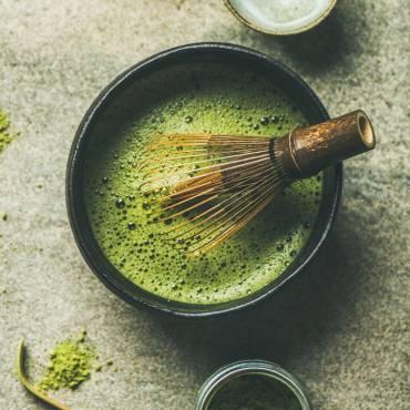 Té verde matcha. Propiedades y recetas.