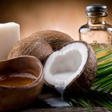 El coco. Aliado en cocina